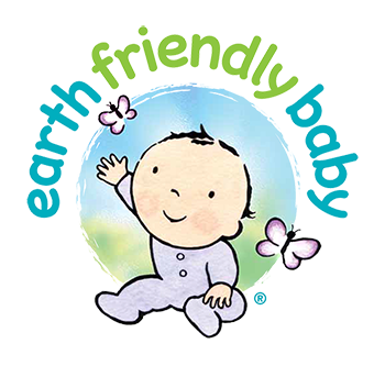 Earth Friendly Baby - Mobile Logo